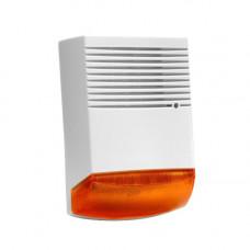 Sirena de exterior cu flash SL-900B, 120 dB, 4-7 Ah