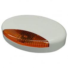 Sirena de exterior piezoelectrica cu flash AMC ISIDE, 100 dB, IP54