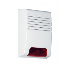 Sirena de exterior piezoelectrica cu flash Jablotron JA-63A, wireless, 109 dB, 100 m