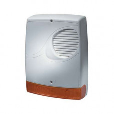Sirena de exterior wireless cu flash Siemens W7SR15, bidirectionala, 100 dB, EasyRouting
