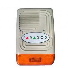 Sirena de exterior stroboscopica Paradox PS 128, 128 dB, 7 tonuri