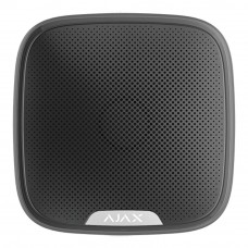 Sirena de exterior wireless AJAX StreetSiren BL, 150 dB, IP54, 1500 m