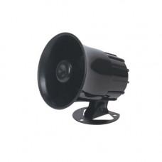 Sirena de interior tip horn ES 44, 120 dB, 1 ton, 15 W