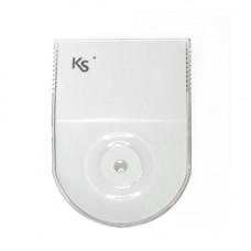 Sirena de interior piezoelectrica cu LED Ksenia Radius BUS, 100 dBA, senzor temperatura