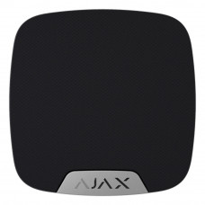 Sirena de interior wireless AJAX HomeSiren BL, 150 dB, antisabotaj, 5 ani