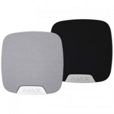 Sirena de interior wireless AJAX HomeSiren WH/BL, 150 dB, antisabotaj, 5 ani