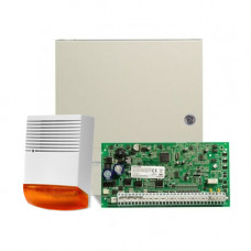 Sistem alarma antiefractie DSC KIT 1864 SIR