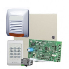 Sistem alarma antiefractie DSC KIT 1404 SIR