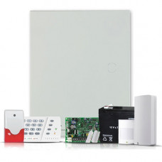 Sistem alarma antiefractie Paradox Spectra KIT SP4000 INT + Comunicator GSM/GPRS