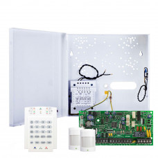 Sistem alarma antiefractie Paradox Spectra SP 4000+K10V+2x476+, 2 partitii, 4 zone, 32 utilizatori