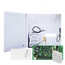 Sistem alarma antiefractie Paradox Spectra SP 4000+K636+2xNV5-SB, 2 partitii, 4 zone, 32 utilizatori