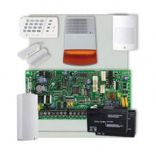 Sistem alarma antiefractie Paradox Spectra SP4000 EXT + Comunicator GPRS