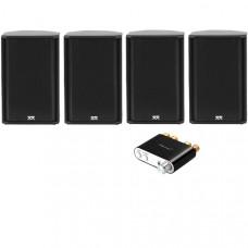 Sistem audio 4x Micromax HDC / Nobsound NS10 Bluetooth
