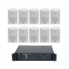 Sistem audio NOIZ JAZZ LINE 2, 10 boxe, bluetooth