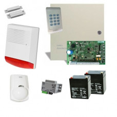 Sistem de alarma antiefractie DSC KIT 1404 EXT SIR