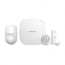 Sistem de alarma wireless HikVision DS-PWA32-KG, 4 partitii, 32 zone, GPRS, 433 MHz