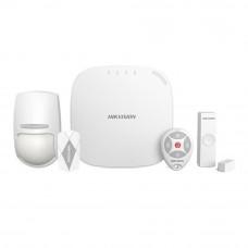Sistem de alarma wireless HikVision DS-PWA32-KT, 4 partitii, 32 zone, card RF, 433 MHz