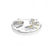 Soclu alb standard Hochiki ESP Marine YBN-R/3M(WHT), aplicatii marine, 2.5 mm2, ABS
