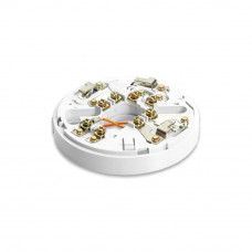 Soclu de montaj conventional cu releu Hochiki CDX YBO-R/6RN(WHT), fara blocare, cablu 2.5 mm2, ABS alb