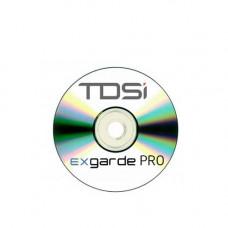 Software management control acces TDSI 4420-2090 EXGUARD PRO 128, 128 usi