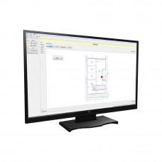 Software Ockular pentru centrala Taktis/Syncro Kentec OTEN2128, 128 centrale