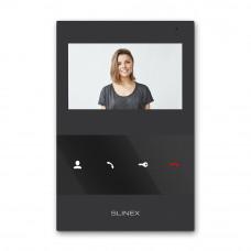 Videointerfon de interior Slinex SQ-04M-B, 4.3 inch, aparent, 100-240 V