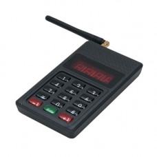 Statie apelare wireless Y-P802, 10 zone, 500 m, LED