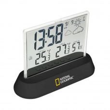 Statie meteo National Geographic 9070300, termometru, higrometru, alarma