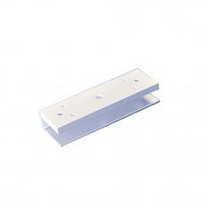 Suport montaj U pentru electromagnet Dahua ASF280U, usa de sticla