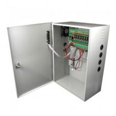 Sursa de alimentare in comutatie GNV GNV-1220-08CBR, 8 canale, backup, 20 A