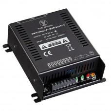Sursa de alimentare neintreruptibila pentru control acces YP-904-12-3, 100-240 Vca, 13.5 Vcc