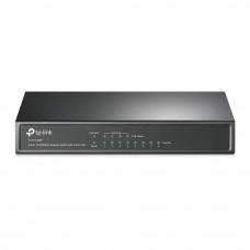 Switch cu 4 porturi PoE TP-Link TL-SF1008P, 2000 MAC, 100 Mbps
