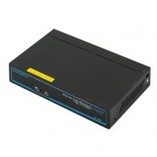 Switch PoE+ UTP3-SW04-TP60, 5 porturi, 10/100 Mbps