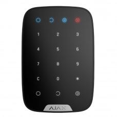 Tastatura cu touch wireless AJAX Keypad BL, 15 taste, silent alarm, 1700 m
