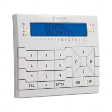 Tastatura LCD Bentel Premium Line BKP-LCD, cititor de proximitate,18 taste, 3 terminale I/O