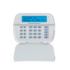 Tastatura LCD cu cititor de proximitate DSC NEO HS2ICONPS, 128 zone, 5 taste programabile, 1 intrare/iesire