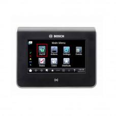 Tastatura touchscreen Bosch B942, 4 intrari, 1 iesire, neagra