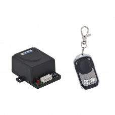Telecomanda cu cod saritor WBK-400-1-12, 433.92 MHz, 30 utilizatori, 50-60 m
