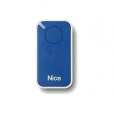 Telecomanda Nice INTI1B, 1 canal, 433.92 MHz, albastru