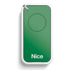 Telecomanda Nice INTI1G, 1 canal, 433.92 MHz, verde