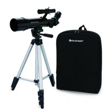 Telescop refractor acromat Celestron Travel Scope 60