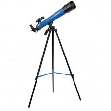 Telescop refractor Bresser Junior 45/600 AZ verde