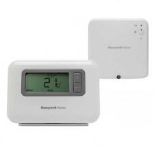 Termostat digital wireless programabil Honeywell T3H110A0081, Fuzzy logic, IP30, 30 m