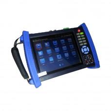 Tester CCTV multi-functiona T-8600DHM, SD / HD-TVI / HD-CVI / IP