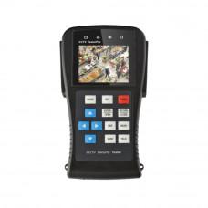 Tester CCTV T-891 multifunctional, 3.7v, 5Vcc, 1.0 Vp-p