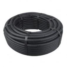 Tub flexibil 100m, culoare neagra
