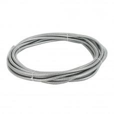 Tub flexibil pentru protectie cablu SD-50-M2, otel inoxidabil, aparent