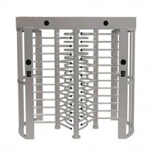 Turnichet vertical semiautomat cu 2 cai de acces YK-TV535-2, 25 pres/min/cale, bidirectional