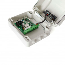 Unitate de control Motorline MC61PL, 433.92 Mhz, cod saritor, 230 Vac