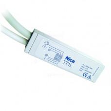 Unitate de control Nice TT1N, 230 V, 433.92 MHz, IP 55